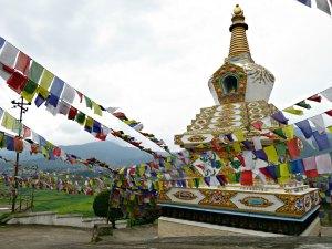 Boeddhistisch klooster -Nepal