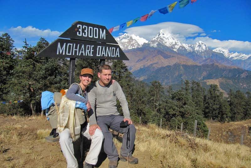 Reizen Nepal - trekking