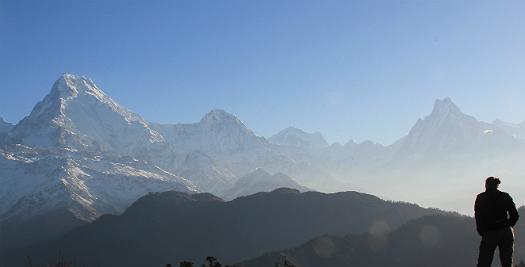 Nepal rondreis - bergen
