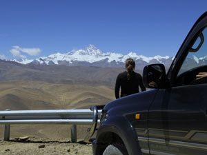 Nepal-Tibet reis - Everest vervoer