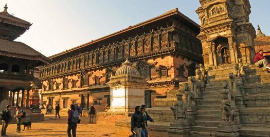 Nepal rondreis - Bhaktapur