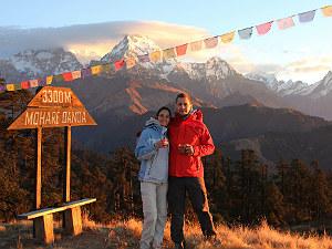 Bijzondere Nepal reis- Mohare Hill