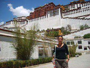 Nepal-Tibet reis - Potala Paleis