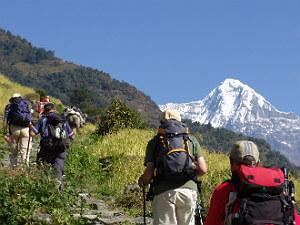 Annapurna basecamp trek- Nepal
