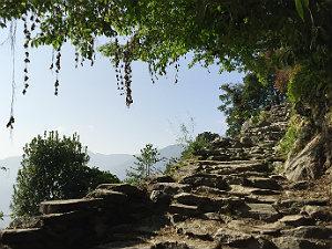 Annapurna basecamp trekking - pad