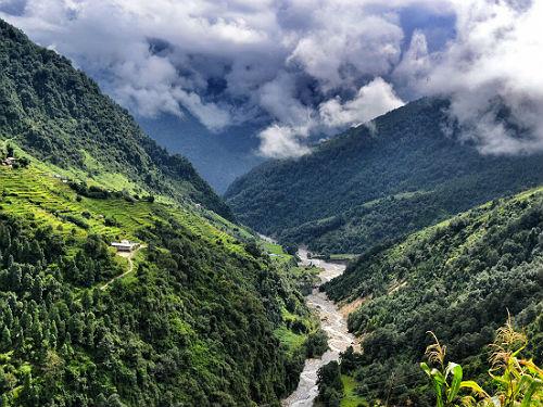 Wandel vakantie Nepal - trekking