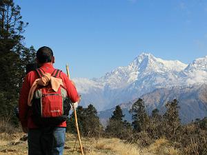 Wandelvakantie Nepal - trekking