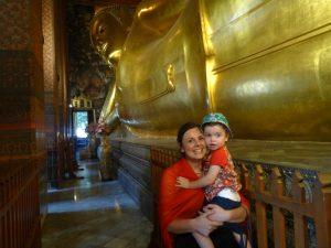 Bangkok met kinderen - Wat Pho