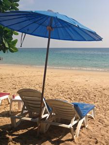 Thailand reisverslagen - tropisch strand
