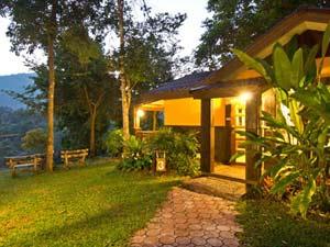 River Kwai Thailand - alternatief drijvend huisje