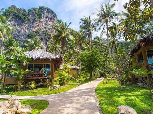 familiereis Thailand Kids - Ao Nang hotel