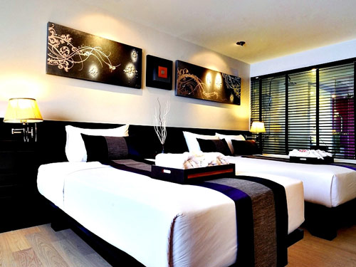 kerst rondreis thailand - bangkok kamer hotel