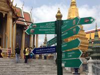 Tips vakantie Thailand - Grand Palace Bangkok