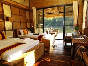 River Kwai Thailand - boutique raft