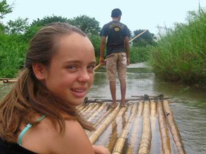 3 weken Thailand met kinderen: vlotvaren