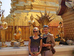 Tokkelen Chiang Mai - Doi Suthep
