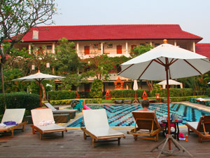 Tokkelen Chiang Mai: hotel