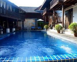 ThailandKids Chiang Mai - zwembad special stay upgrade
