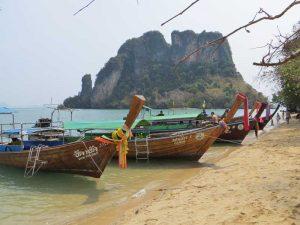 vakantie Thailand met kinderen - eilandhoppen Krabi