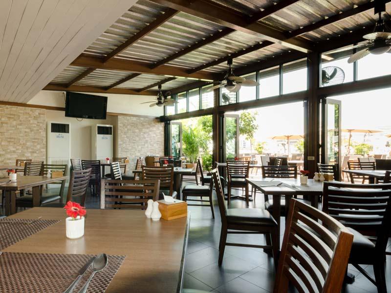 Bangkok met kinderen - restaurant special stay