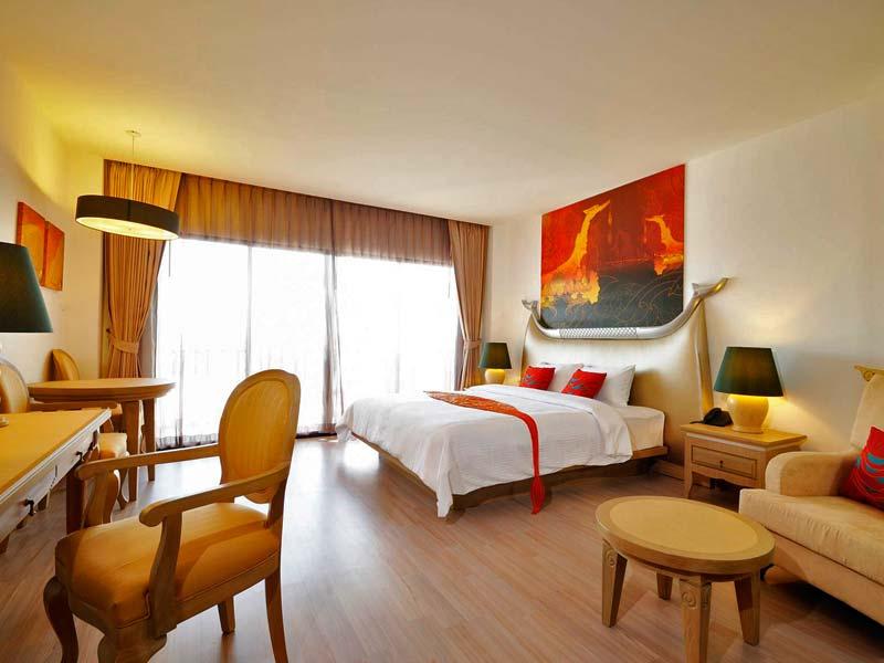 Bangkok met kinderen - kamer special stay