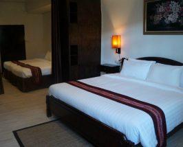 familiekamer upgrade hotel Chiang Mai