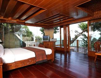 Ko Phangan Thailand upgrade hotel