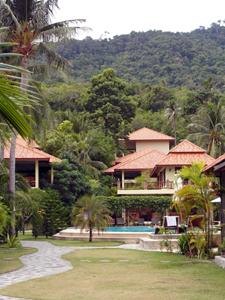 Ko Phangan Thailand: resort aan het strand