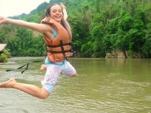 rondreis Thailand met tieners: River Kwai