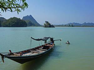 2 weken Thailand met kinderen: Khanom