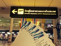 Tips vakantie Thailand met kinderen - vliegtickets