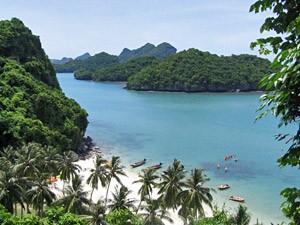 Ko Samui Thailand - Angthong Marine Park
