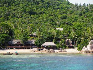 Ko Tao Thailand strand