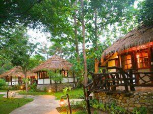Kindvriendelijk resort River Kwai