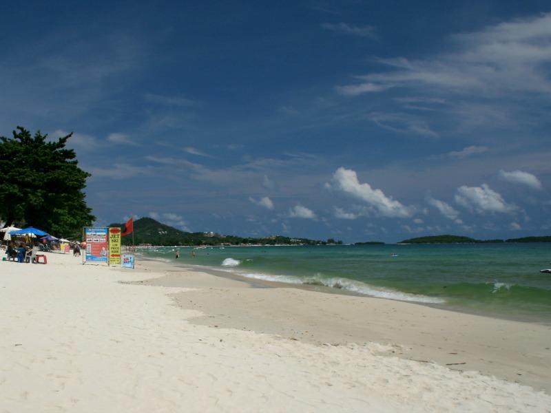 Jo Samui Thailand Kids - Chaweng strand