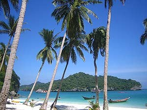 Ko Samui Thailand - Chaweng Beach