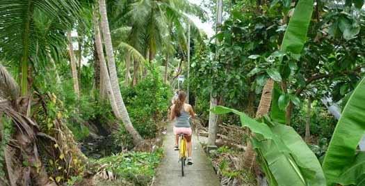 Fietstour Thailand reis