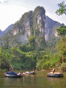vakantie Thailand met kinderen - Khao Sok