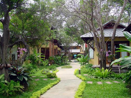 tuin-resort hua-hin thailand