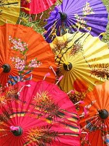 thailand praktische informatie - parasolletjes