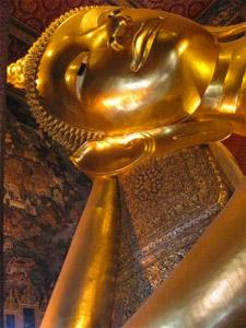 familiereis door Thailand met kinderen: tempel in Bangkok