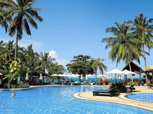 Ko Samui Thailand - zwembad upgrade Bo Phut