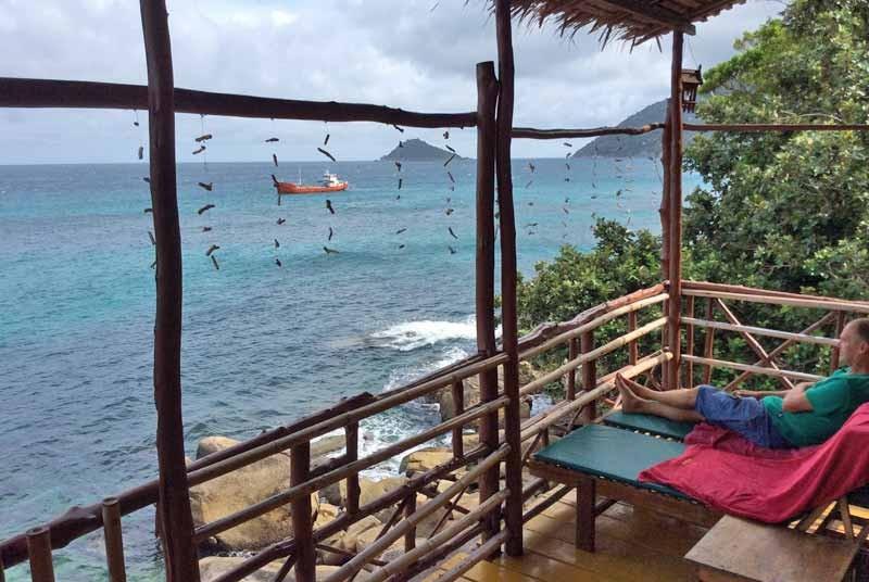 Vakantie Thailand - accomodatie Ko Tao