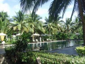 3 weken Thailand met kinderen - hotel aan de River Kwai