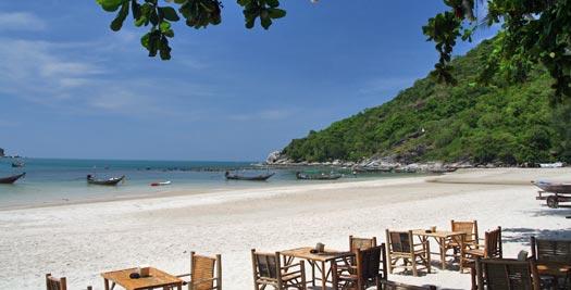 Stranden tijdens je Thailand reis