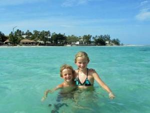 kerst rondreis Thailand: afkoelen in zee
