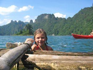 Actieve gezinsvakantie Thailand - Khao Sok