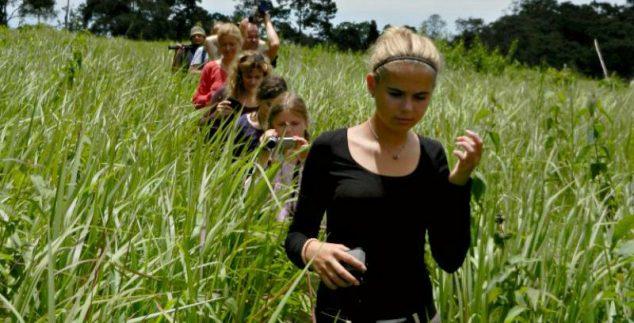 Jungle Thailand met kinderen - hike