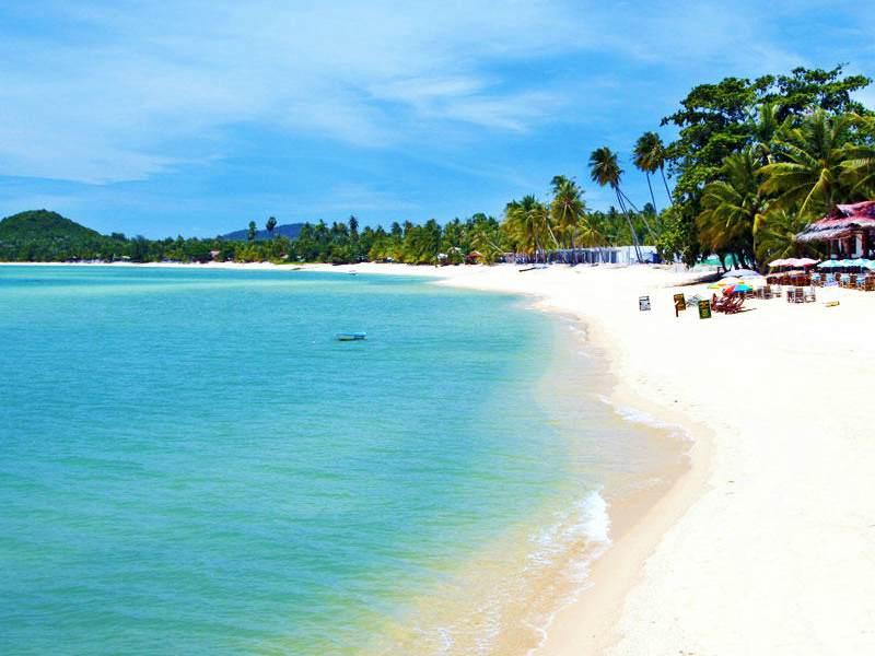 gezinsreis Thailand - strand Ko Samet