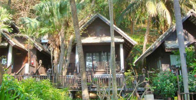 Ko Samet Thailand met kinderen - bungalows